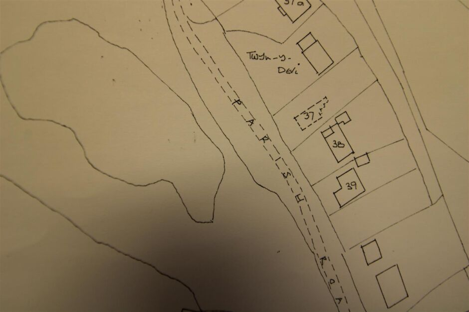Another view of plan