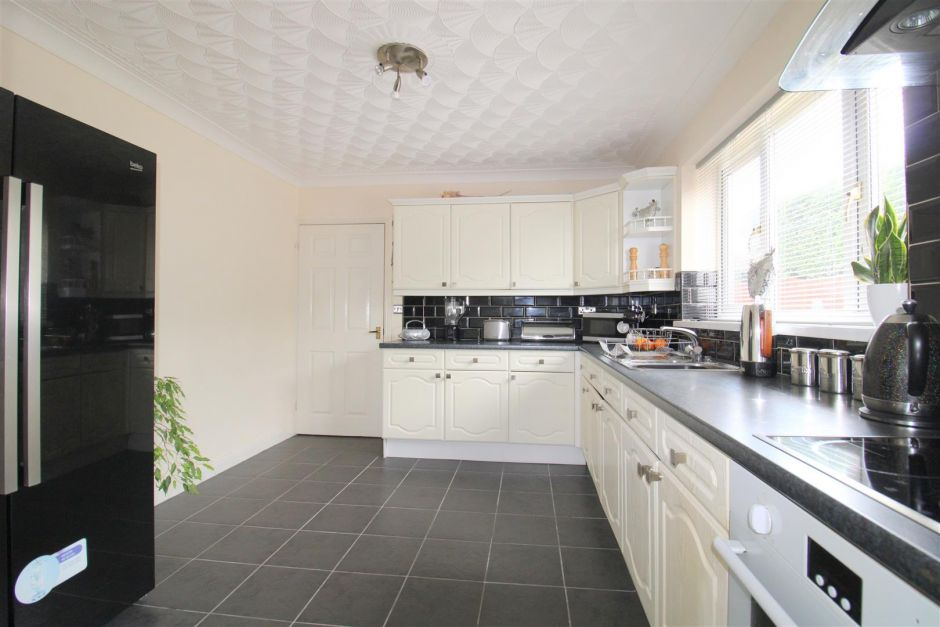Another view of kitchen/breakfast room