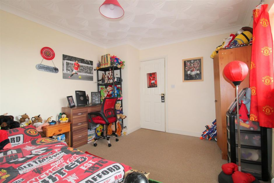Another angle of bedroom 2