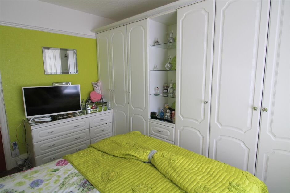 Another angle of bedroom two